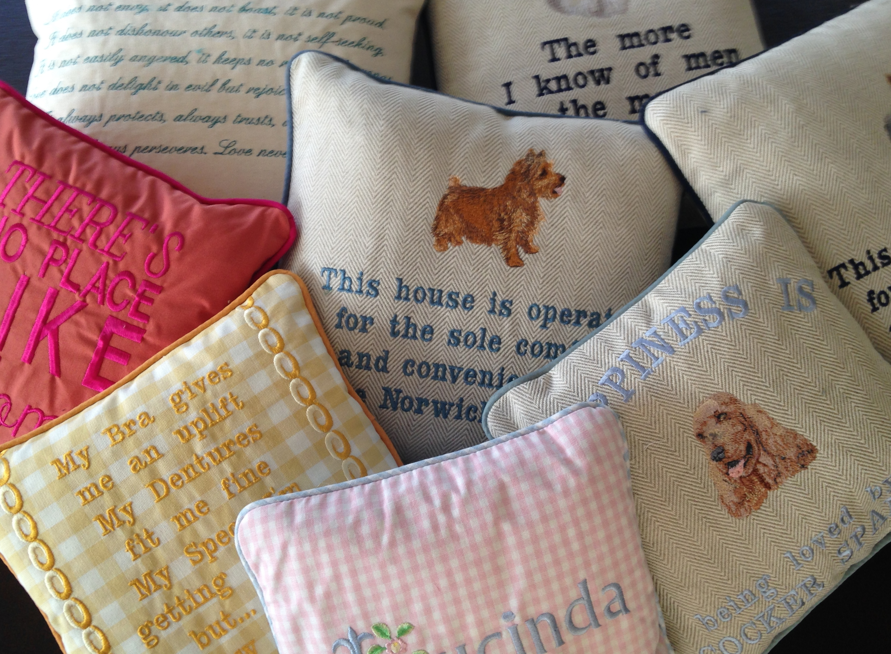 New Year Sale - Now more Cushions on Sale