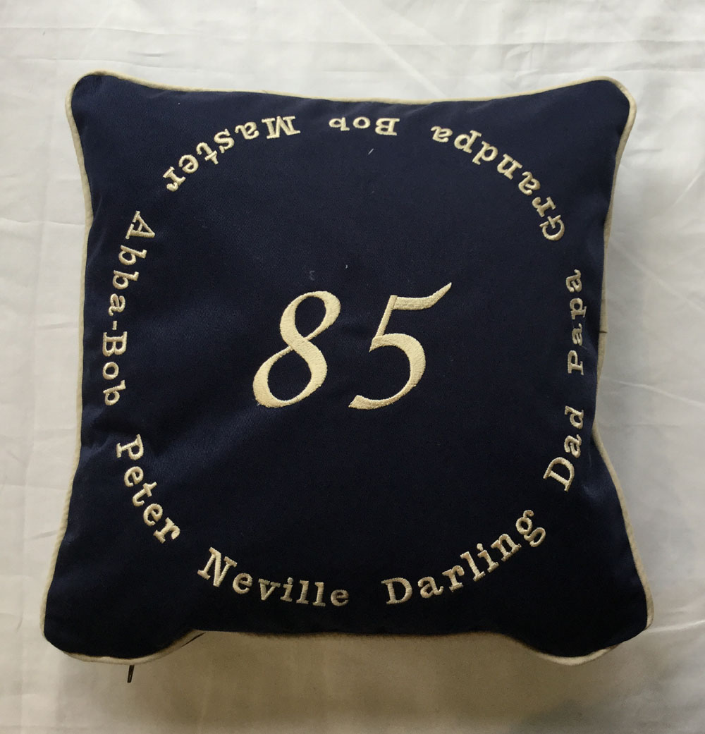 Vintage - Bedroom - British Paints Personalised Cushions At Fun Cushions In  UK
