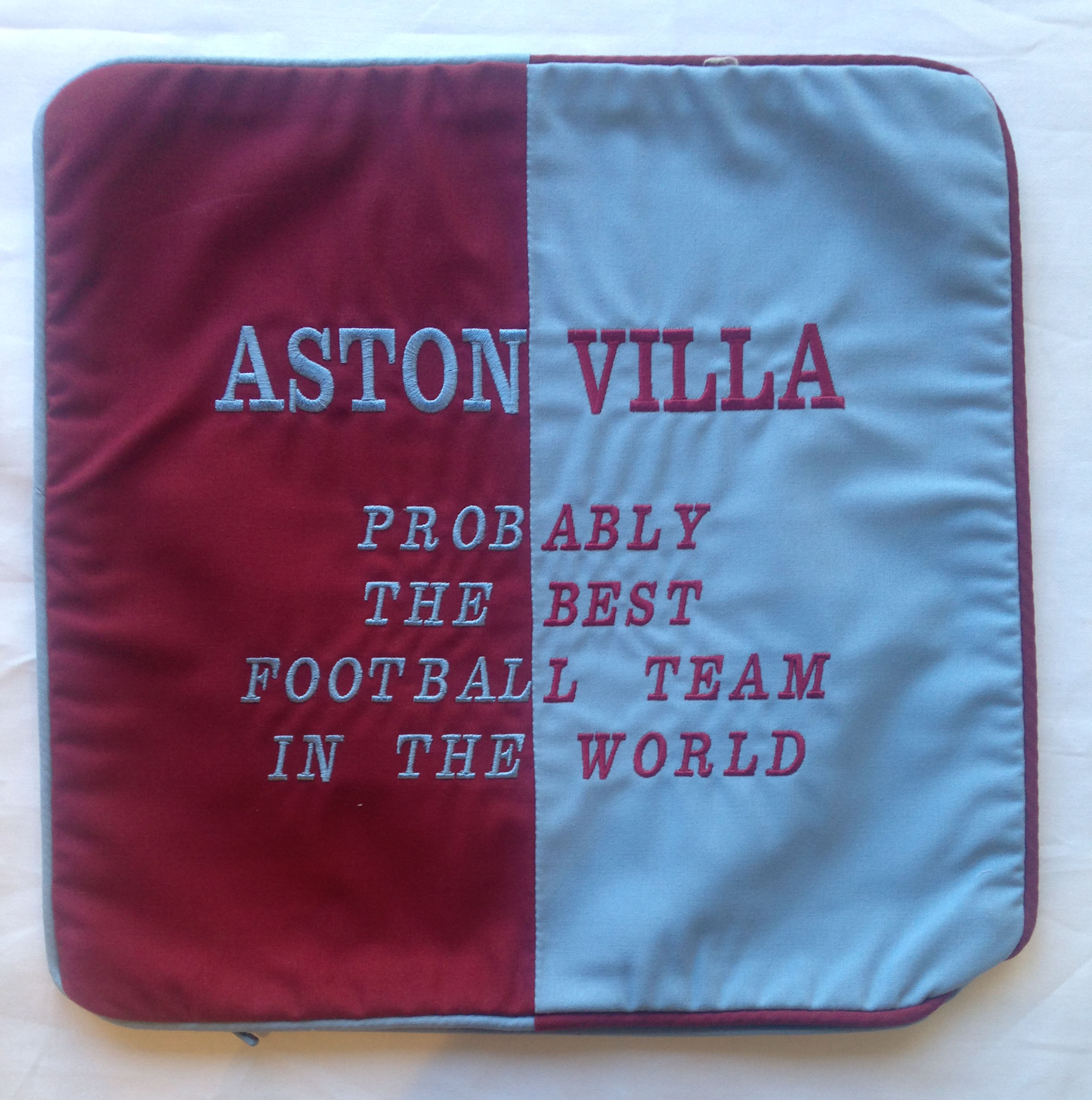 Aston Villa Testimonials In S