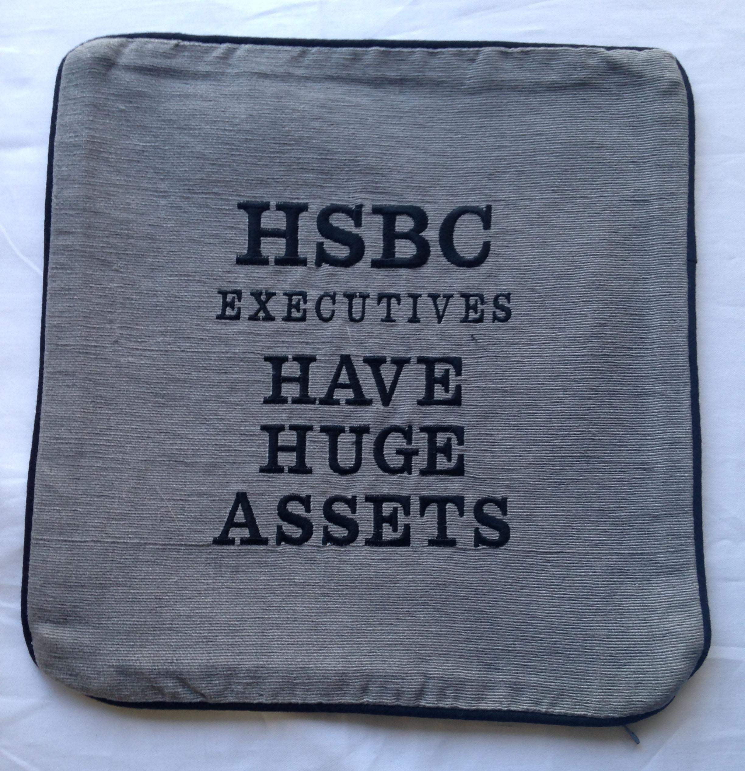 HSBC (assets) - Occupations, firms